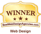 Winner Badge For Best SEO Services